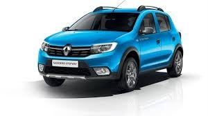 Rent Dacia Stepway Automatic